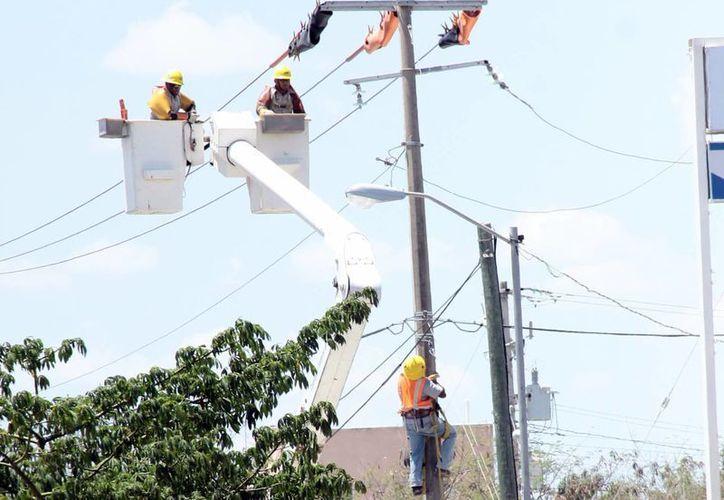En Yucatán se cobran tarifas de electricidad mucho más altas que en otras partes de México. (SIPSE)