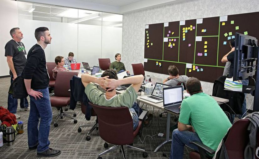 Iyem promueve el intercambio de ideas de negocios con emprendedores europeos. (Milenio Novedades)