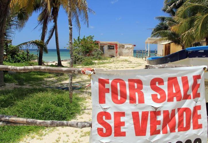 Algunos extranjeros han pagado por inmuebles con valores inflados en la costa y en el centro de Mérida. (Imagen ilustrativa/Milenio Novedades)