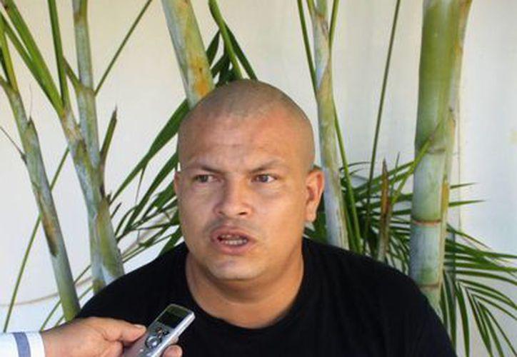 Jesús Benjamín Reyes no se encuentra dado de alta ante la Dirección de Reglamento y Vía Pública. (Harold Alcocer/SIPSE)
