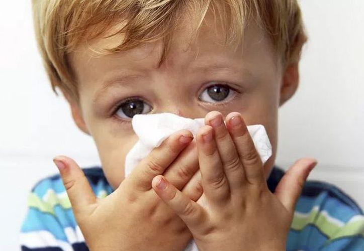 Los síntomas de la influenza son similares a los de la gripa. (Excelsior)
