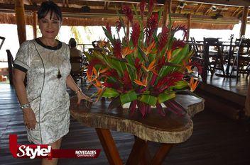 Paty Lavalle celebra su cumpleaños con amigas