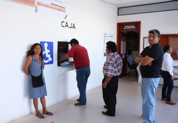 En febrero concluyó el periodo de descuentos en el pago del impuesto predial en Solidaridad. (Adrián Barreto/SIPSE)