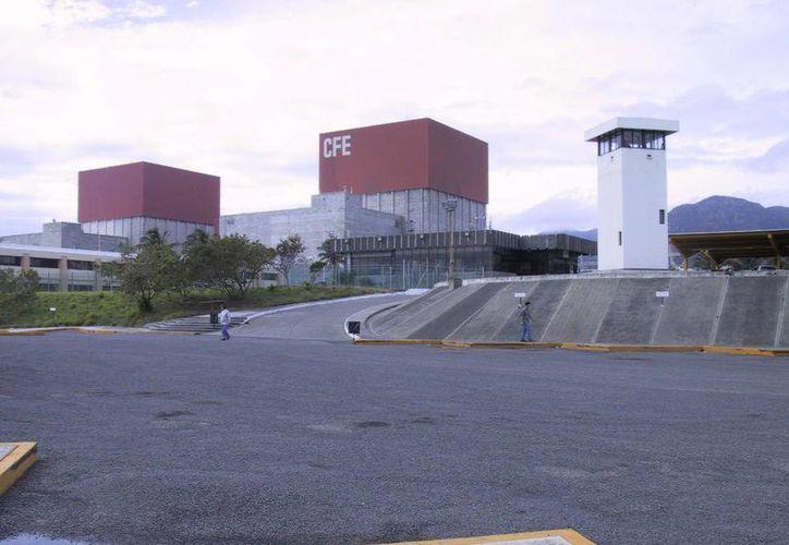 Aspecto de la terminal nucleoeléctrica ubicada en Veracruz.(openbuildings.com)
