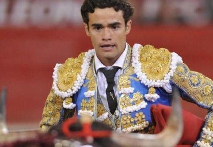 El matador Juan Pablo Sánchez afirmó que tendrá intensa actividad para la segunda parte del año. (Imagen tomada de torosyfaenas.com.mx)