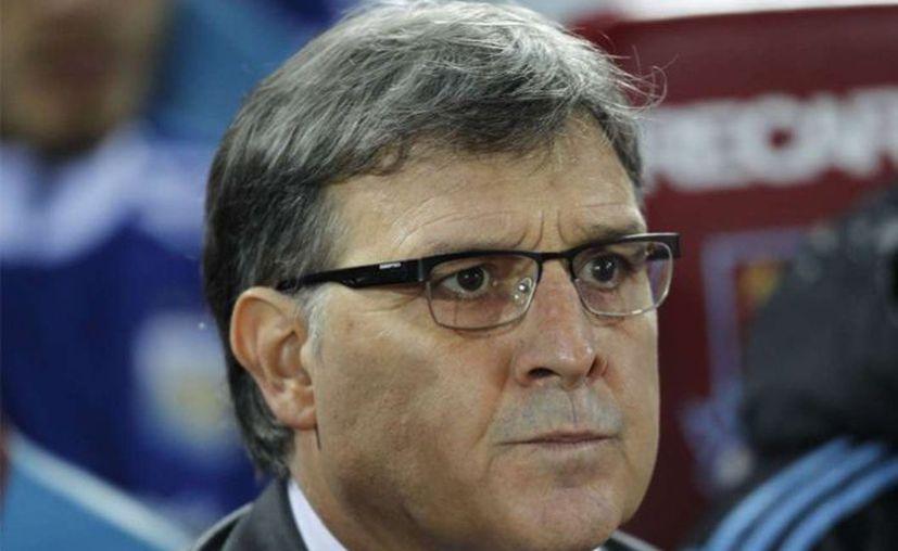 La presentación del 'Tata',  sería anunciada en breve por parte de la Federación Mexicana de Fútbol.  (AFP)