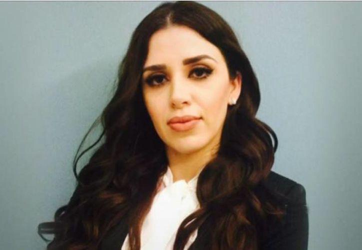 Emma Coronel dio a conocer que pudo ver a 'El Chapo' Guzmán por unos 20 minutos en la prisión del Altiplano. (telemundo.com)