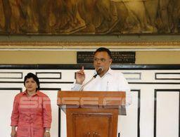 Gobernador reconoce resultados de la elección en Yucatán