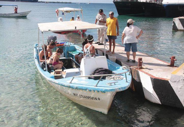 Existe un padrón de mil 920 embarcaciones en la isla. (Julián Miranda/SIPSE)