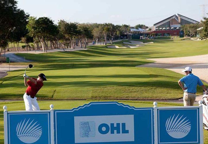 El 13 de noviembre el PGA TOUR regresa a la Riviera Maya, en la octava edición del OHL Classic de Mayakoba. (Redacción/SIPSE)