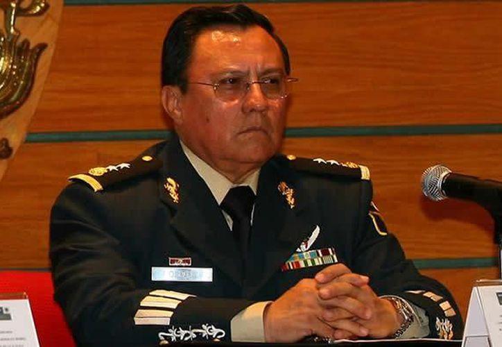 Oliver Cen fue uno de los candidatos a ocupar la titularidad de la Sedena. (SIPSE)