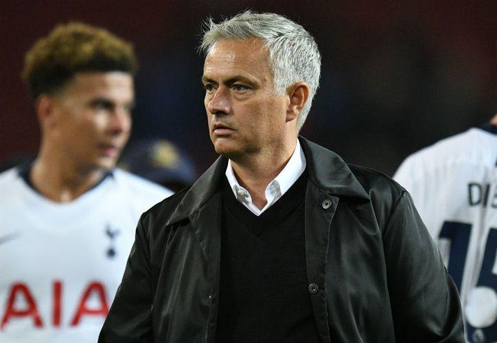 El United no perdía dos de sus primeros tres partidos desde hacía 25 años. (AFP)