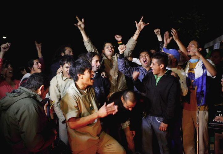 Libres las últimas 13 personas que se encontraban detenidas por los disturbios del pasado 1 de diciembre. (Archivo Notimex)
