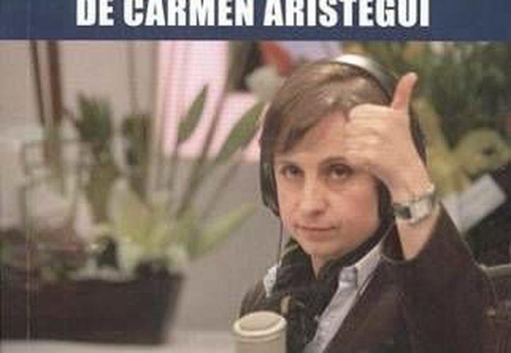 Carmen Aristegui es una de las periodistas más reconocidas del país. (Cortesía/SIPSE)