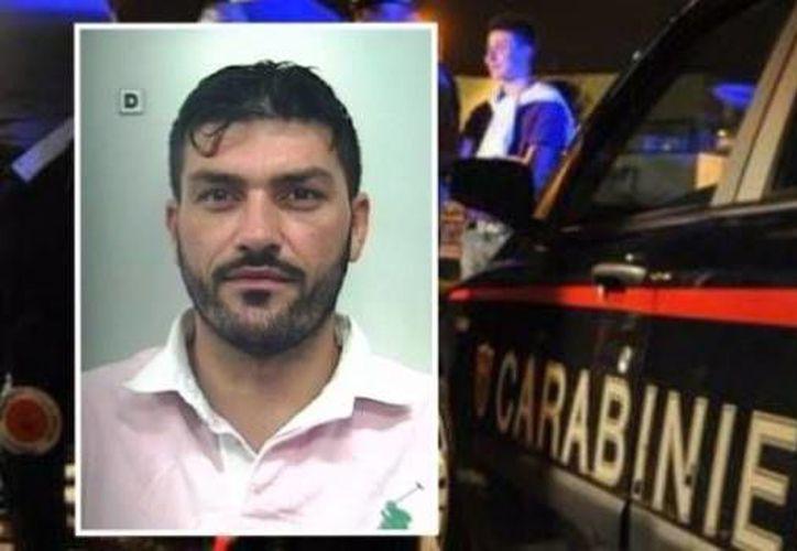 Alessandro Gianelli, capo' del clan mafioso que lleva su apellido en el barrio Cavalleggeri de Nápoles, fue uno de los siete arrestados por autoridades napolitanas. (fidelityhouse.eu)
