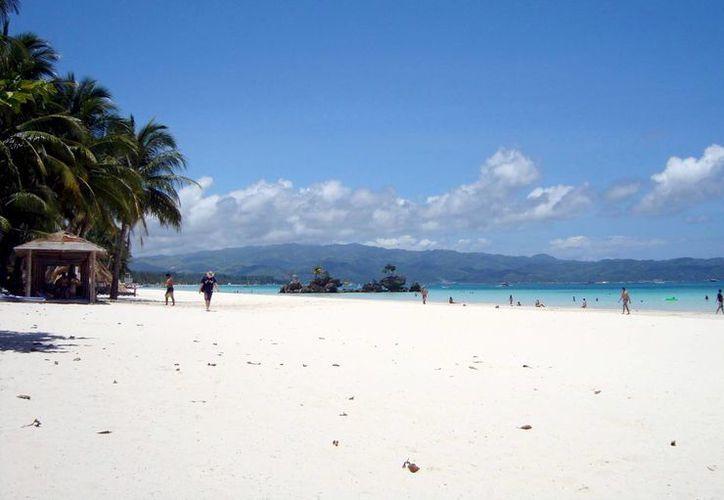 Muchas de las espléndidas islas bahamesas son propiedad de millonarios cuya identidad es guardada celosamente. (EFE)