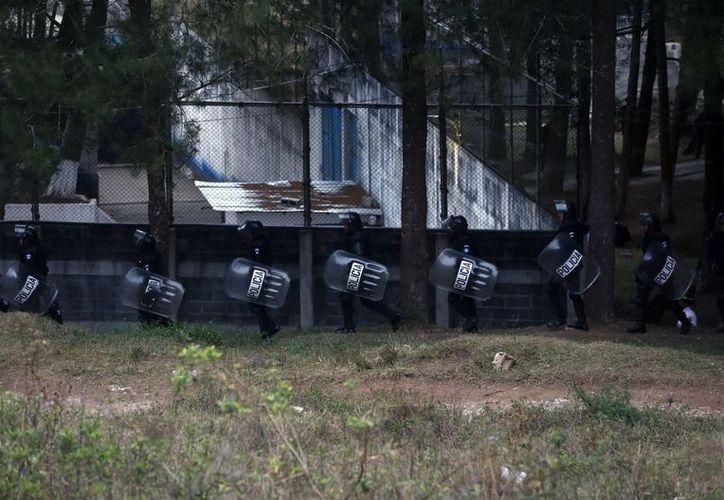 El incidente ocurrió menos de 15 días después de que un incendio en un hogar estatal para menores matara a 40 niñas. (López Dóriga Digital)