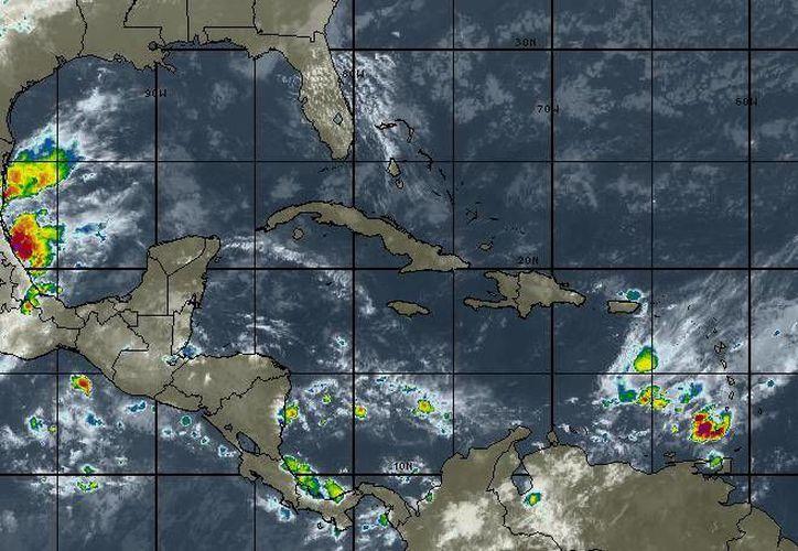 En la Península de Yucatán se estima cielo medio nublado con incremento de nubosidad en la tarde. (Redacción/SIPSE)