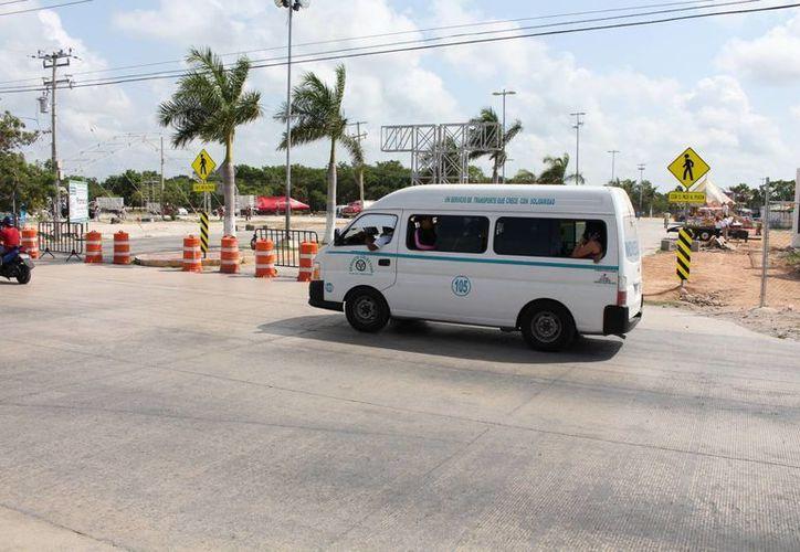 El Arco Vial estará cerrado durante las festividades, que terminan el 20 de julio. (Adrián Barreto/SIPSE)