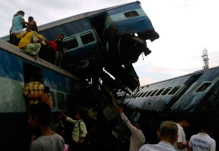 El Kalinga Utkal Express es un tren de la clase correo o expreso que conecta dos centros de peregrinación de la India: Haridwar y Puri. (Espe cial)