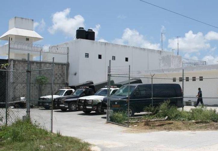 La cárcel de Cozumel es de reciente creación y cuenta con personal nuevo. (Contexto/Internet)