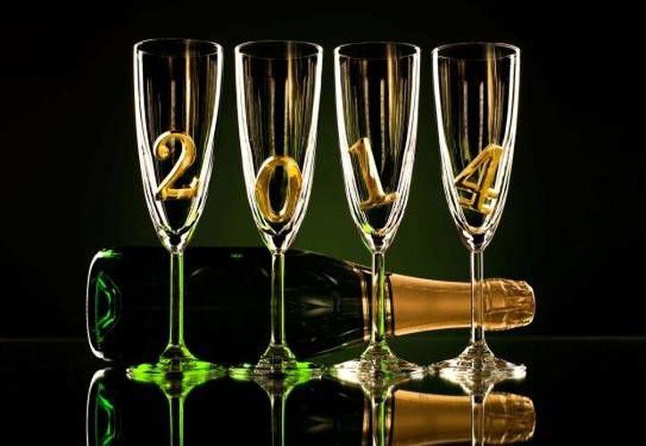 Las autopromesas del Año Nuevo nos brindan la oportunidad de mejorar como personas. (Foto de Contexto/SIPSE)