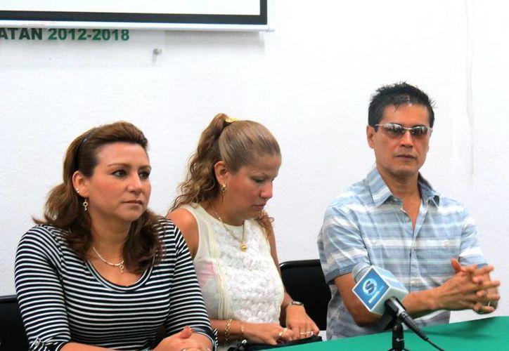 Anuncio de que Yucatán será sede una vez más del Campeonato Nacional de atletismo para ciegos y débiles visuales. (Milenio Novedades)