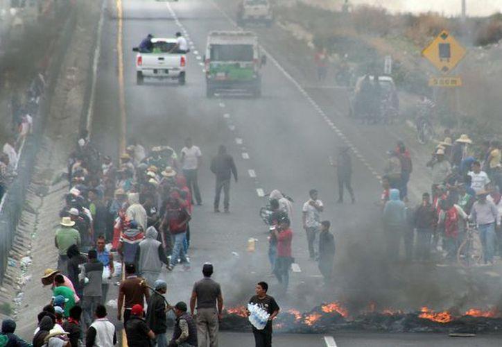 Los hechos ocurrieron  entre los límites de Puebla y Tlaxcala. (Contexto/Animal Político).