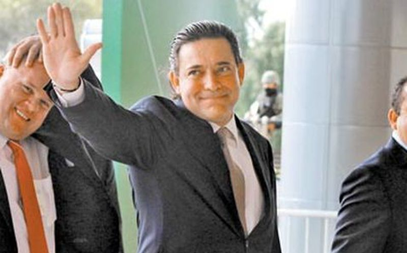 EU inicia proceso de extradición de ex gobernador de Tamaulipas
