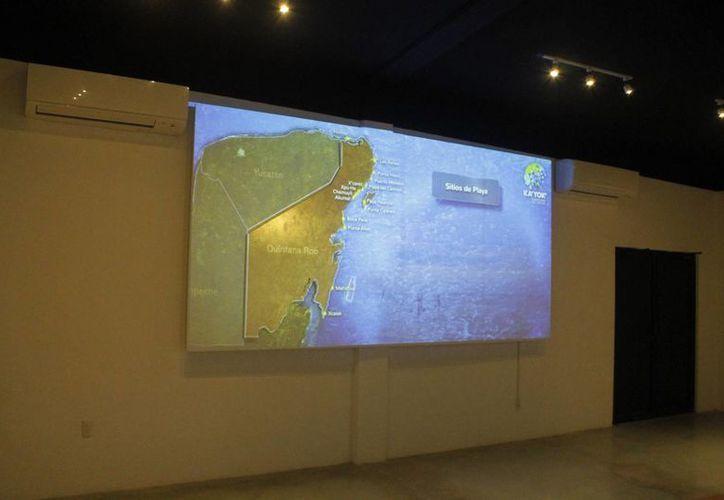 En sus instalaciones refuerzan la cultura del agua y hacen conciencia de la importancia del recurso hídrico. (Israel Leal/SIPSE)