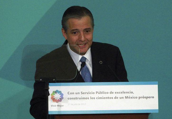 Félix Guerra: con la colaboración de la AMBA, durante 2011 se recuperaron y utilizaron 120 mil toneladas de alimentos. (Archivo Notimex)