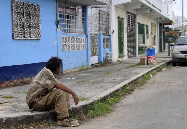 Se abocan en los municipios donde tiene representación el movimiento a determinar el número de familias. (Joel Zamora/SIPSE)