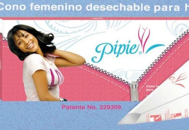 """Ernesto Guzmán Gaona, con 29 años de experiencia  farmacéutica, es el inventor del """"Pipie"""" (www.gpojamso.com.mx)"""