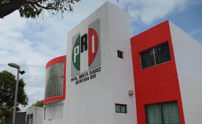 El PRI de Quintana Roo atraviesa conflictos internos. (Karim Moisés/SIPSE)