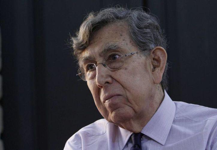 Cárdenas es el autor de la propuesta de reforma energética que presenta el PRD. (Agencias)