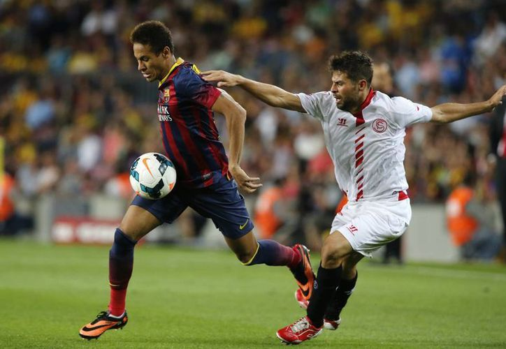 El Barza mantiene su paso perfecto en la Liga de España. (Foto: Agencias)