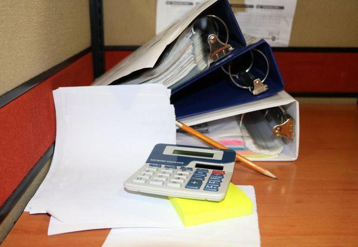 De está forma la Prodecon ayuda a los contribuyentes a realizar sus declaraciones de impuesto de forma sencilla. (Miguel Ortiz/SIPSE)