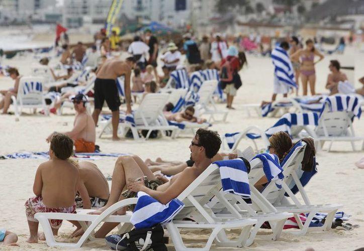 Tratan de motivar al sector turístico para captar mayores mercados de turistas. (Israel Leal/SIPSE)