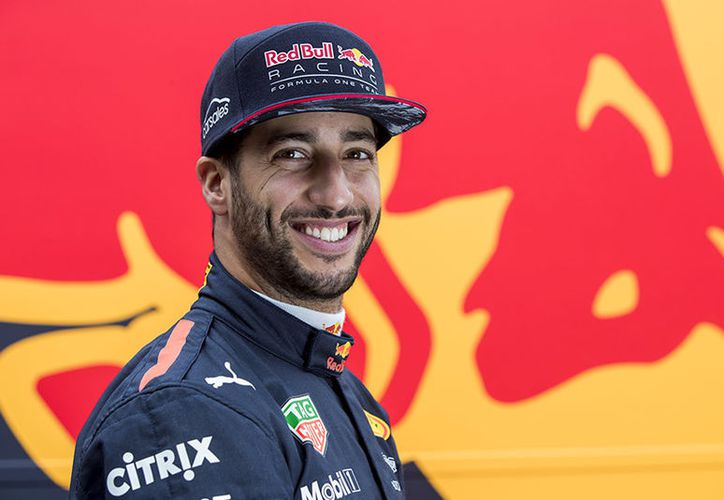 El conductor del equipo Red Bull completó 165 vueltas de buena forma. (Hisense)