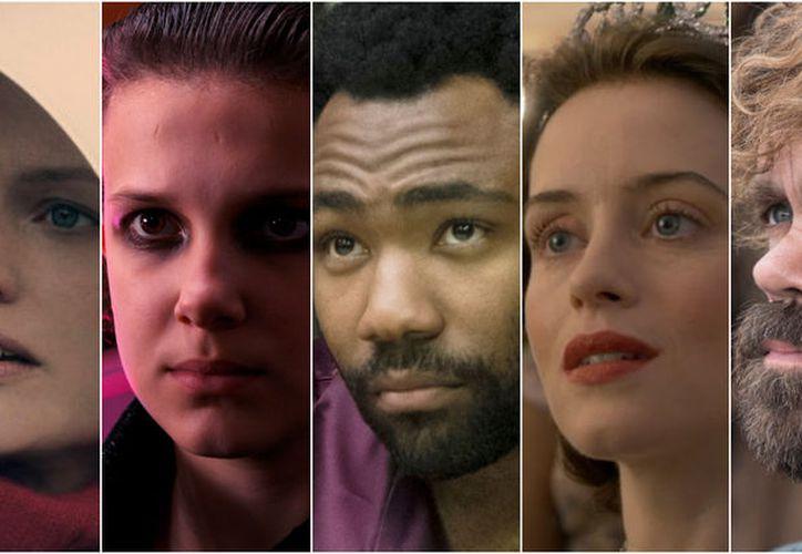 La lucha por los Emmy muestra por primera vez a grandes favoritos de la compañía por streaming, Netflix. (Sin Embargo)