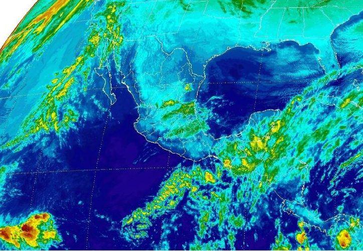 Se prevé un cielo mayormente nublado, con 20% de probabilidad de lluvias. (Conagua)