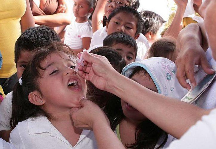 Logran cumplir la meta de vacunación en Cancún. (Redacción/SIPSE)