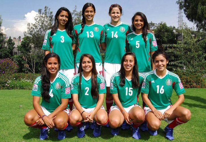 La selección femenil mexicana sub-20 apenas pudo descontar en el marcador contra Corea del Sur en el Mundial. (miseleccion.mx)