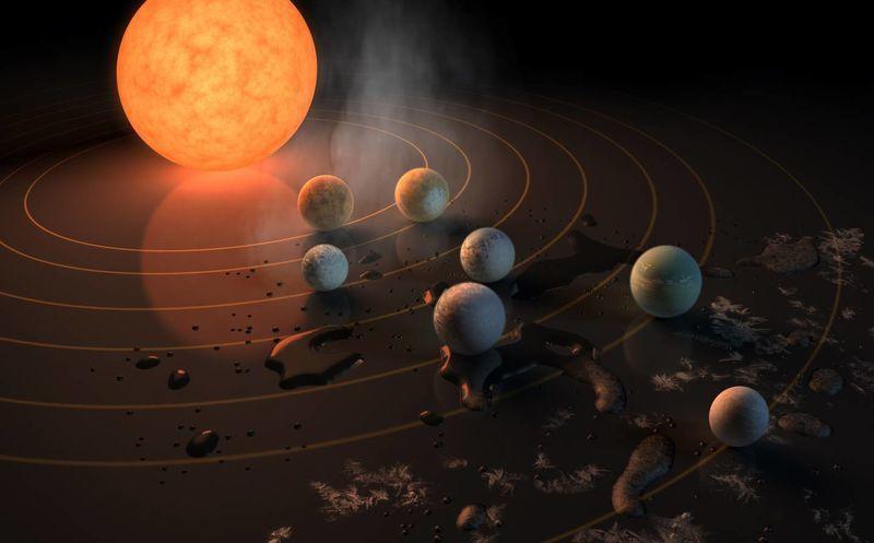 Resultado de imagen de Otros sistemas planetarios en nuestra galaxias