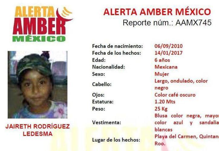 Jaireth Rodríguez Ledesma, desapareció en Playa del Carmen. (Redacción/SIPSE)