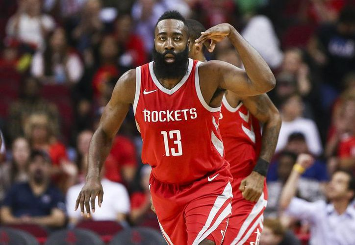 James Harden (Rockets) destaca como favorito a ganar el MVP. (Foto: The Dream Shake)