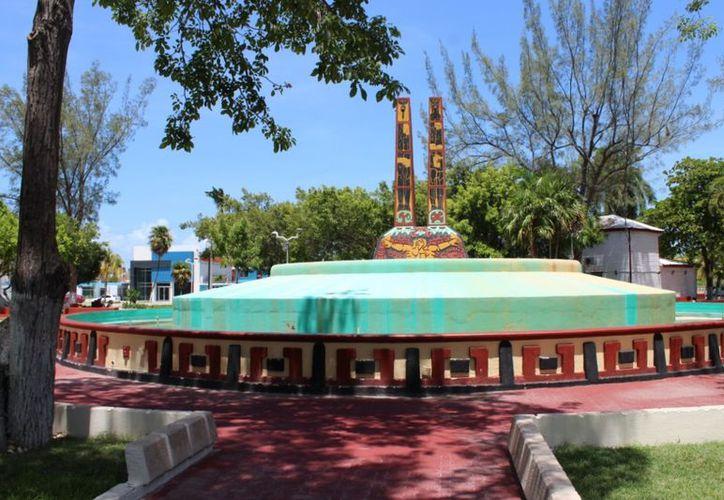 """La feria """"El Sabor de la Patria"""" se realizará en el parque de """"Los Caimanes"""". (Ángel Castilla/SIPSE)"""