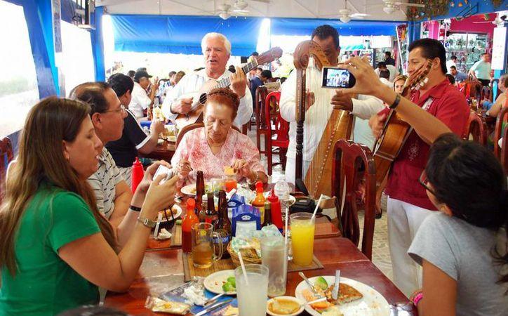 Turismo estadounidense gustan de la comida mexicana for Lista de comidas francesas