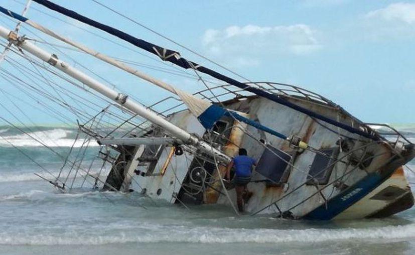 De no poder reparar el barco lo cederá para que sea desarmado. (Milenio Novedades)
