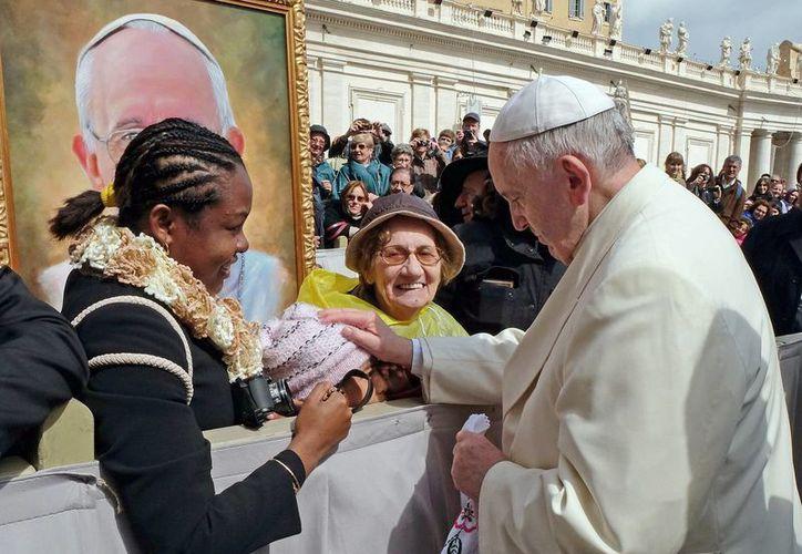 El Papa llamó a los fieles a eliminar comportamientos no cristianos. (Agencias)